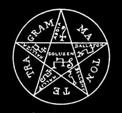 Un talisman magique