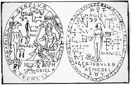 Talismans de Catherine de Médicis