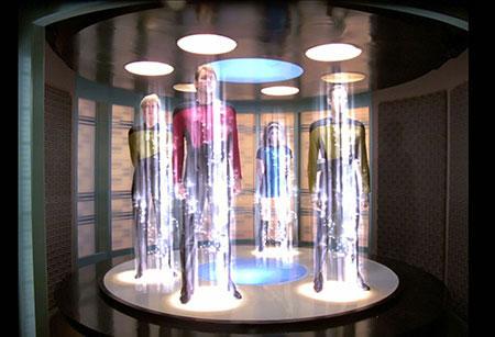 Téléportation Star Trek