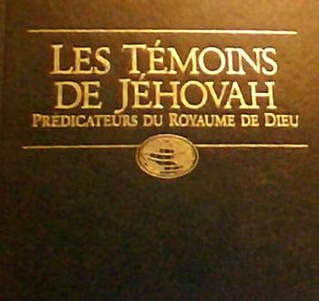 Témoins de Jéhovah