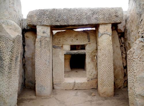 Temple mégalithique à Malte