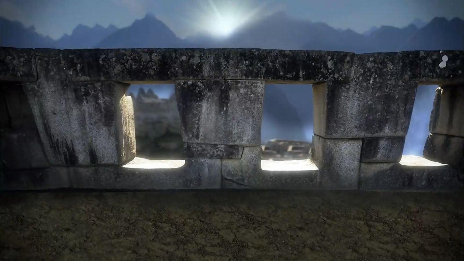 Temple des trois fenêtres