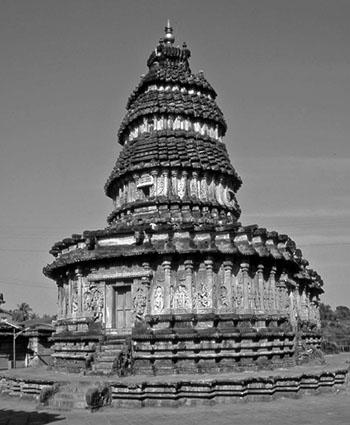 temple à Vijayanagara