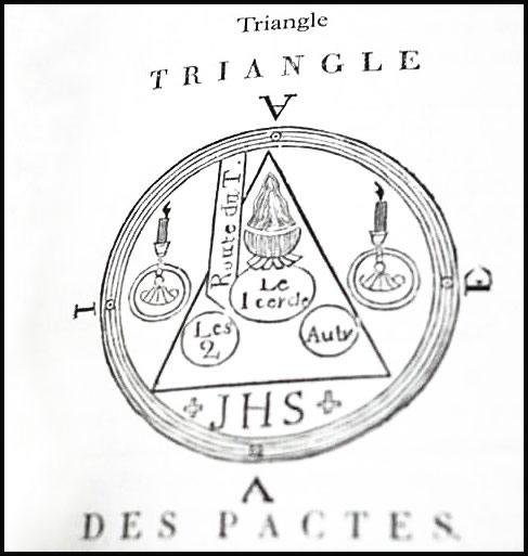 Le triangle des pactes