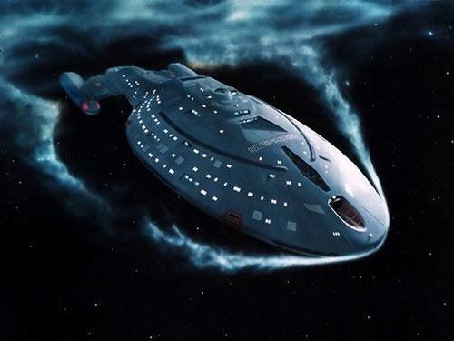 Voyage intergalactique