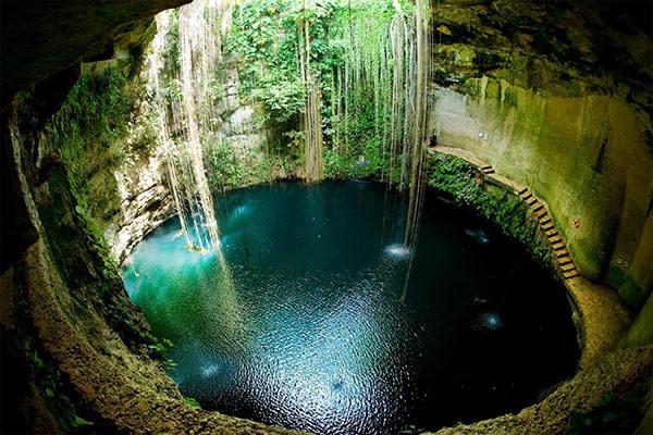 Grotte du Yucatan