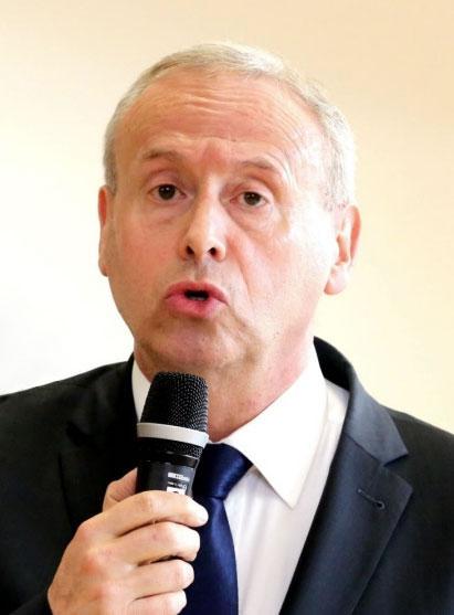 Maire de Marange-Silvange