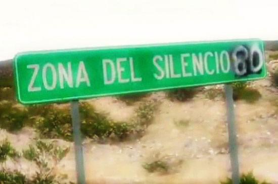 La zone du silence