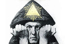 Aleister Crowley le philosophe scandaleux