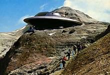 Les Aliens des montagnes
