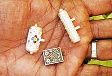 Amulettes et talismans musulmans