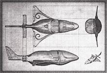 Les anciennes fusées