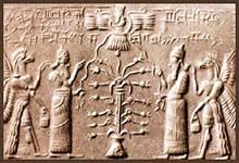 Inanna et l'arbre Huluppu
