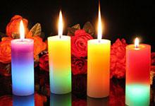 Utilisation des bougies en magie