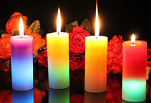 Les bougies pernicieuses