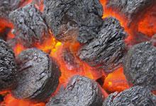 Marcher sur des charbons ardents