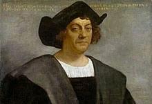 Christophe Colomb a vu un OVNI