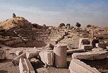 La ville antique de Troie