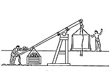 Les outils des bâtisseurs de l'Antiquité