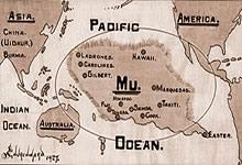 Le Continent Mu