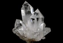 Le cristal de quartz