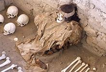Le culte des morts des Incas