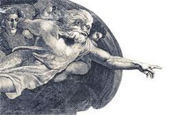 La naissance du Dieu unique