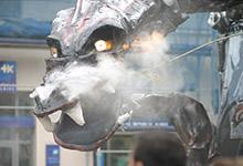 La tradition des dragons