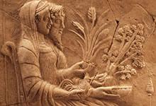Le culte d'Éleusis