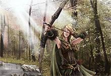 Les elfes celtiques