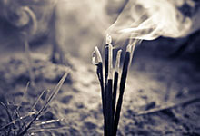 Libanomancie et utilisation des encens en magie