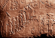 Les esclaves des Anunnaki