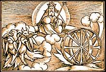 La vision d'Ezechiel