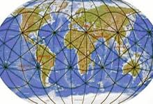 La grille de la Terre