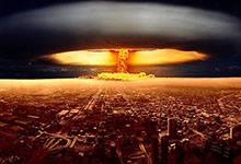 Guerre nucléaire antique