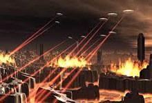 Une invasion extraterrestre