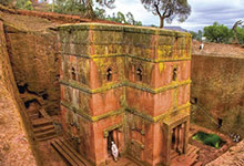 Les églises de Lalibela