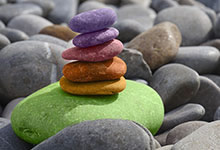 Magie avec des pierres