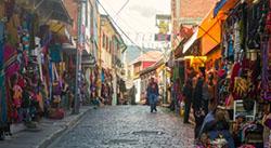 Marché des sorcières à La Paz