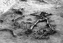 Les ruines de Mohenjo-Daro