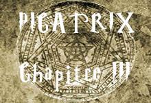 Picatrix - Livre I - Chapitre III en français