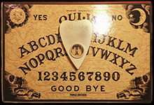 Les planches Ouija