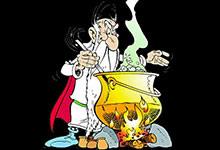 Les potions magiques