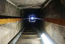 Le puits d'Osiris