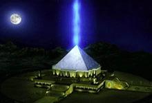 La Grande Pyramide est une centrale énergétique