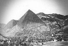 Les pyramides chinoises