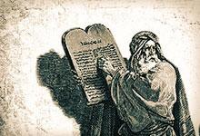 Les Tables de la Loi constituent l'un des fondements de la Haute-Magie