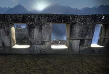 Le temple des trois fenêtres