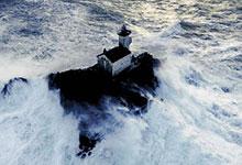 La légende du phare de Tévennec