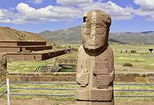 Le site de Tiahuanaco